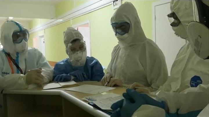 В России новый максимум смертей от ковида: умерли 1 106 человек