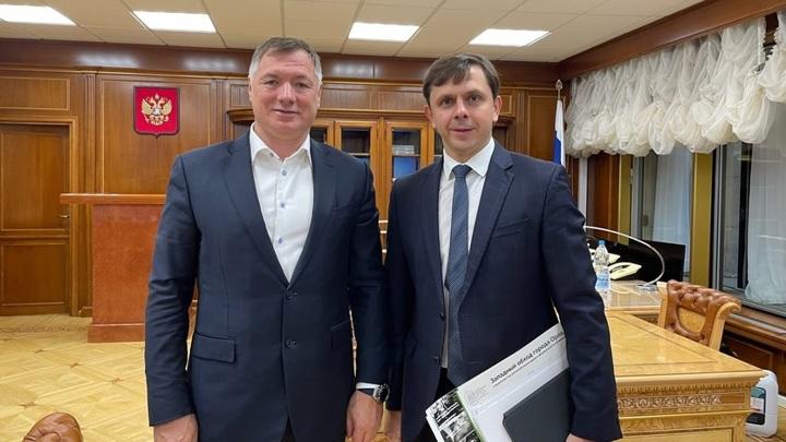 """""""Титанику"""" в Орловской области обеспечат федеральную поддержку"""