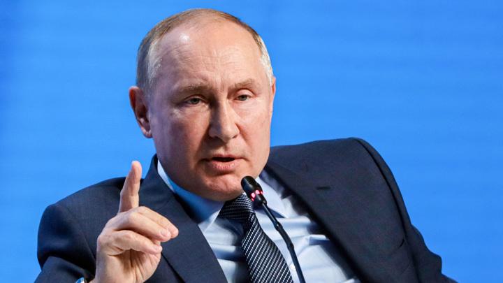 Путин сравнил потери от пандемии ковида с жертвами Первой мировой войны