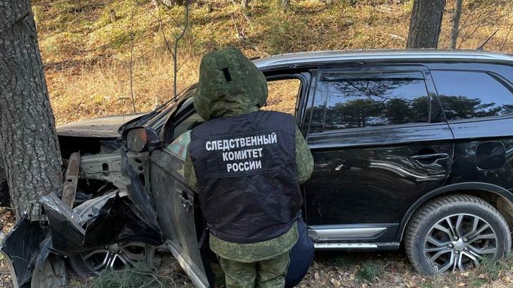 Тело убитого в автомобиле обнаружили у села Томской области