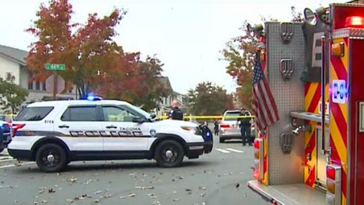 Четверо погибли в результате стрельбы в штате Вашингтон