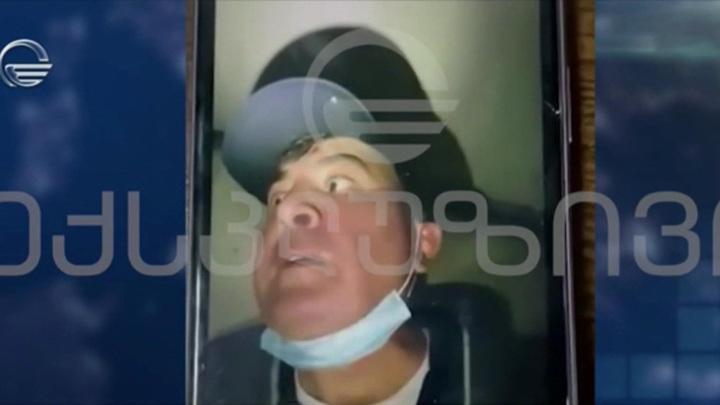 В Грузию Саакашвили пробрался среди ящиков с мацони