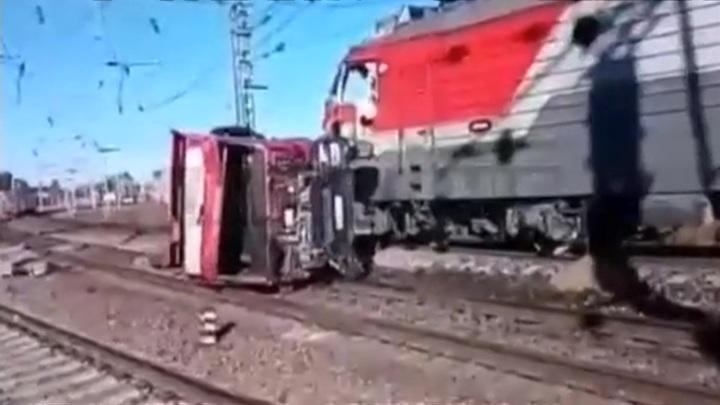 В Амурской области устраняют последствия аварии на железной дороге