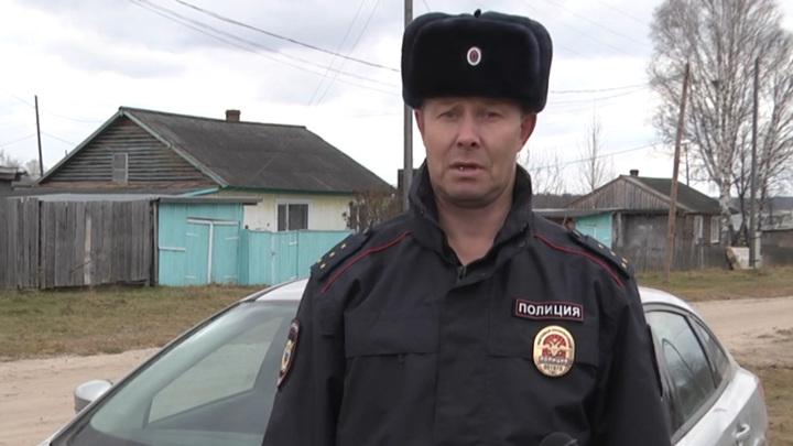 Участковый в Томской области за час раскрыл двойное убийство