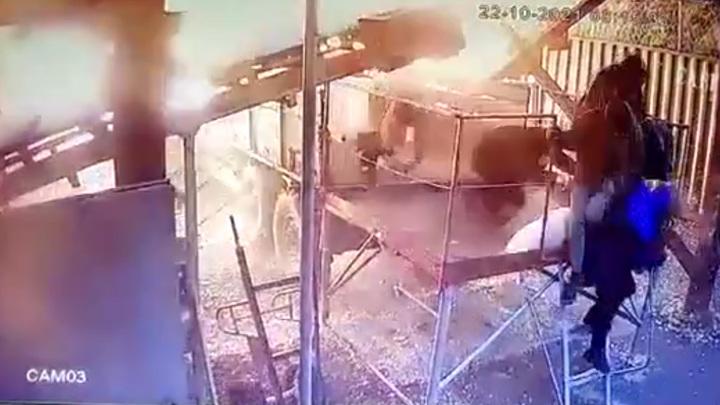 По делу о взрыве в пороховом цехе в Рязанской области задержаныдва человека