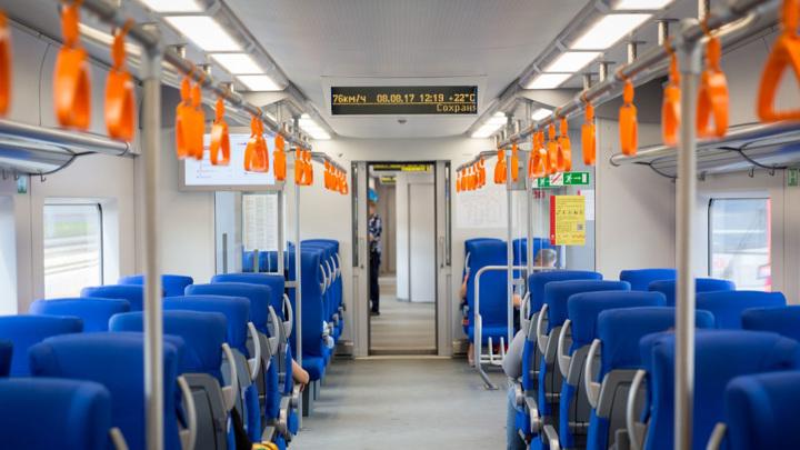 На МЦК произошла задержка движения поездов из-за человека на рельсах