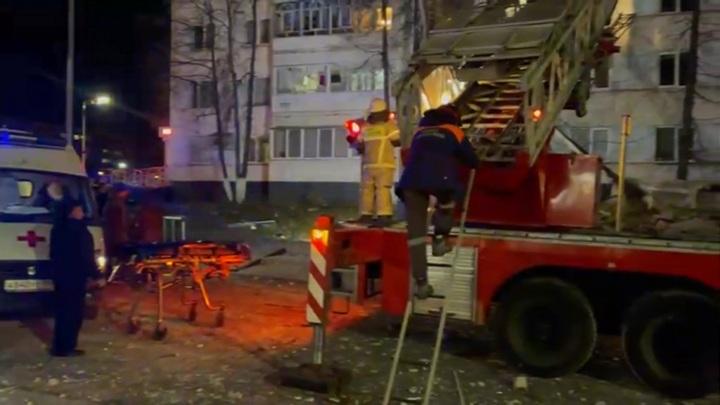 Число пострадавших при взрыве газа в Набережных Челнах увеличилось до 5