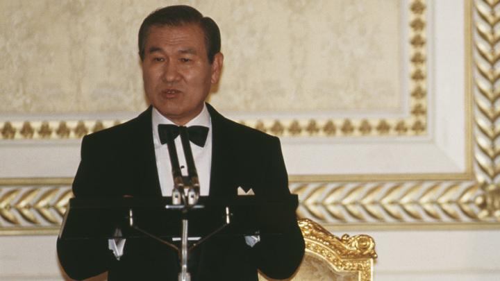 Умер бывший президент Южной Кореи Ро Дэ У