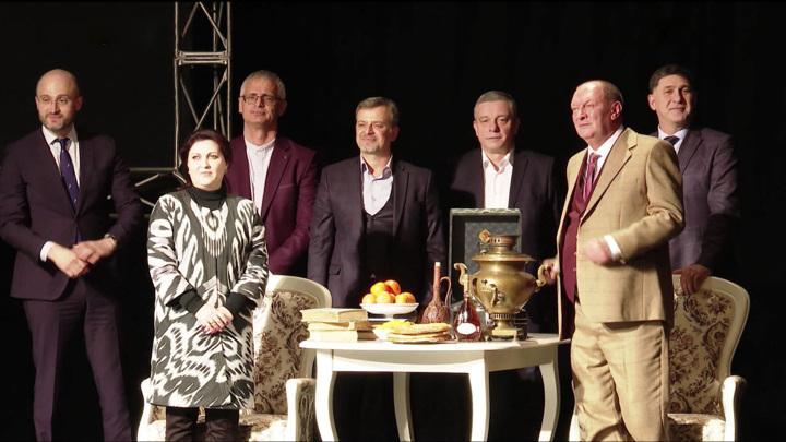 Фестиваль русских зарубежных театров начал работу в Ярославле
