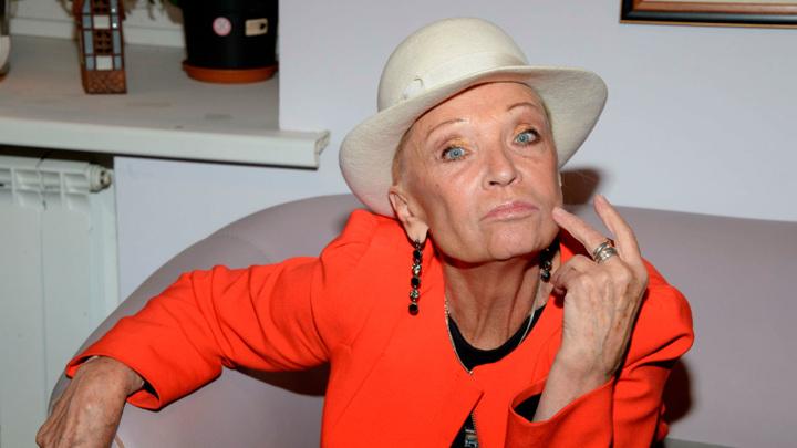 Сотрудники полиции нашли 81-летнюю актрису Светлану Светличную