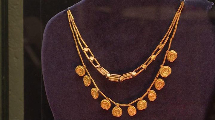 Золото раздора: cкифские сокровища пока остаются в Нидерландах