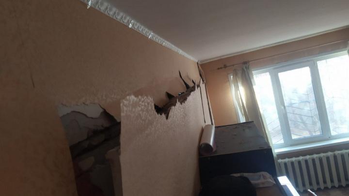 Взрыв прогремел в жилом доме в Улан-Удэ