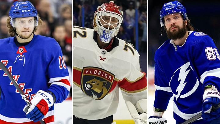 Большие деньги НХЛ. Панарин, Кучеров и Бобровский в Топ-10