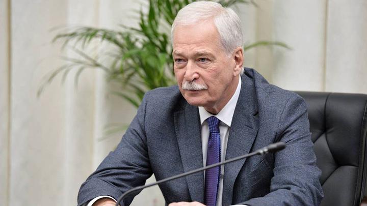 Грызлов: Киев завел гуманитарные переговоры в тупик