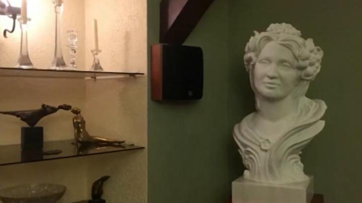В Доме Чубакова ограбили одну из сгоревших квартир