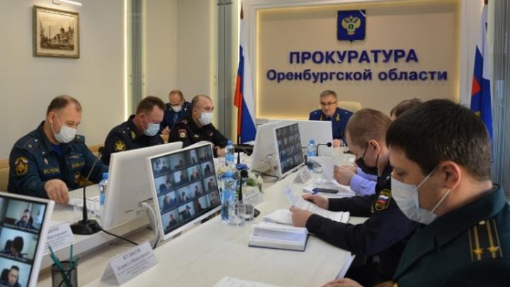 В Оренбуржье обсудили ситуацию на рынке алкогольной продукции