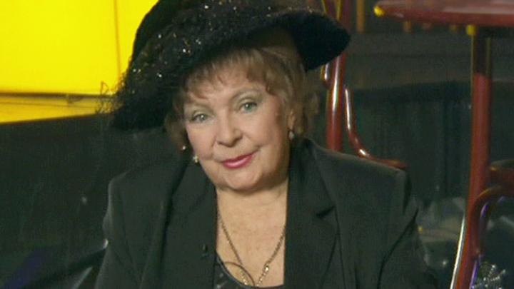 Исполняется 90 лет со дня рождения Ольги Аросевой