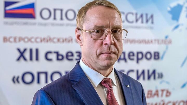 """Олег Игоревич Филиппов (""""ОПОРа России"""")"""