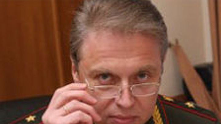 Александр Никитин, генерал-лейтенант юстиции