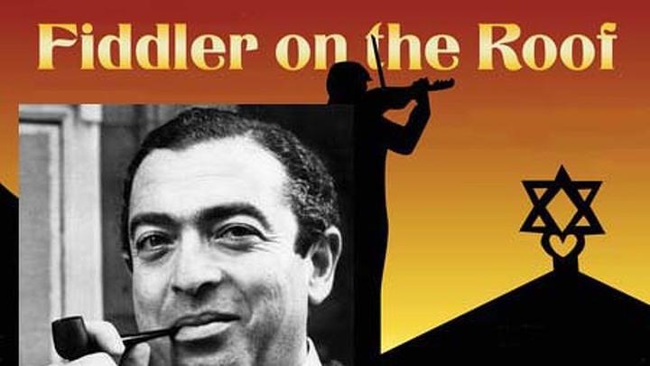 Американский композитор Джерри Бок (Jerry Bock), автор мюзикла ''Скрипач на крыше'' (''Fiddler On The Roof '')