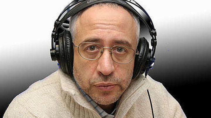 Николай Сванидзе, телеведущий, историк /фото: Kirill Kurganov/
