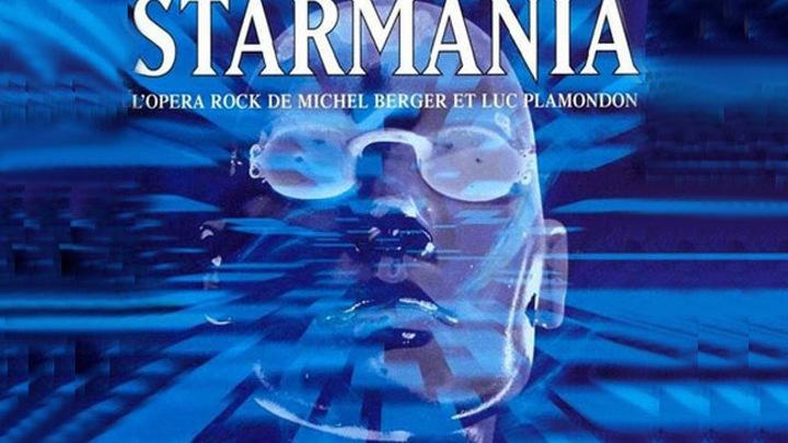 """Первый французский мюзикл  """"Стармания"""" (""""Starmania"""")"""