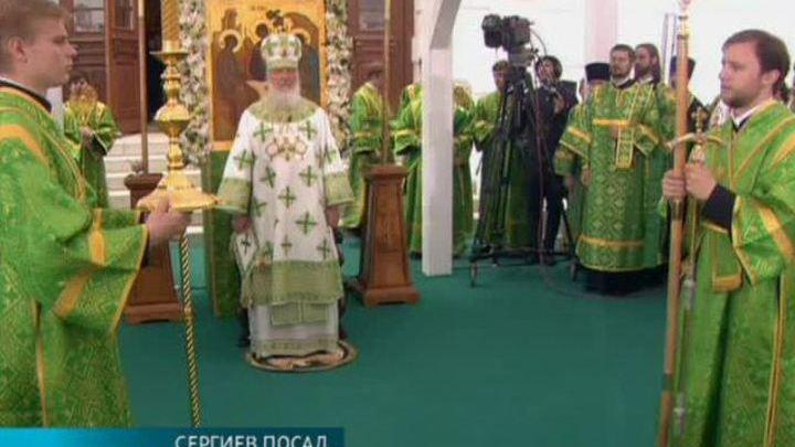 Колокольный звон в честь 700-летия Сергия Радонежского прокатился по всей России