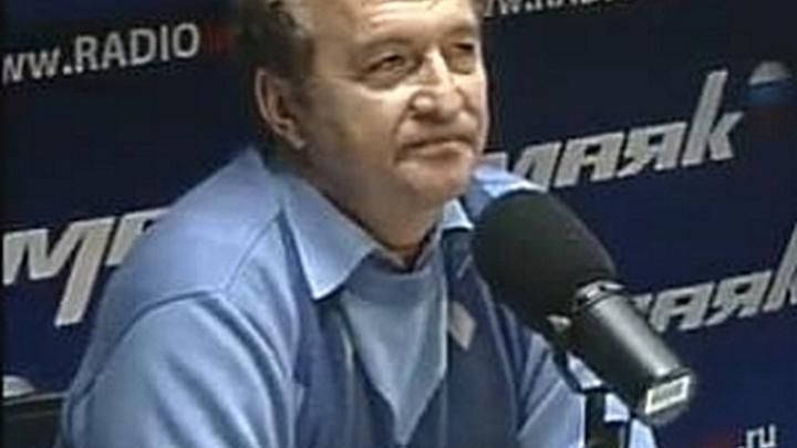 Сергей Стиллавин и его друзья.