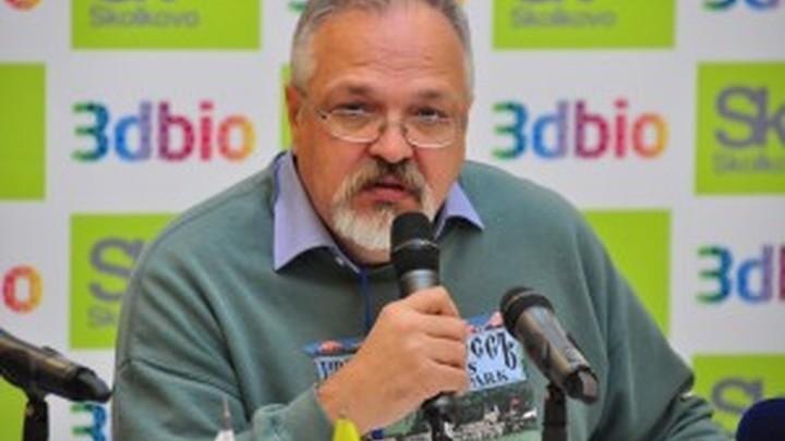 Сергей Стиллавин и его друзья. 3d-биопринтинг органов