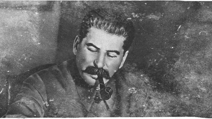 Профилактика. Иосиф Сталин