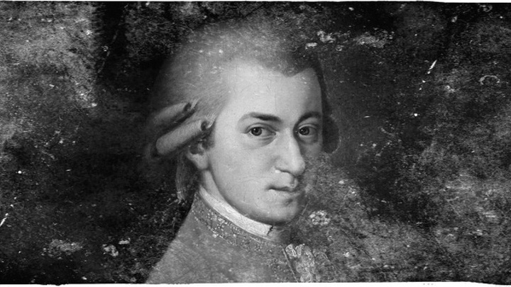 Профилактика. Вольфганг Амадей Моцарт