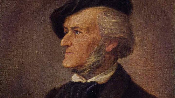 Рихард Вагнер, немецкий композитор