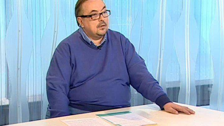 """Вячеслав Шмыров на """"Худсовете"""". 27 августа 2014 года"""