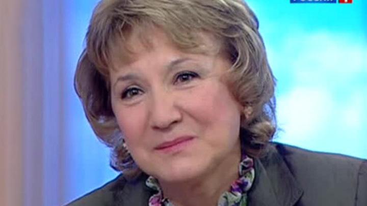Директор Института экономики здравоохранения ВШЭ Лариса Дмитриевна Попович.