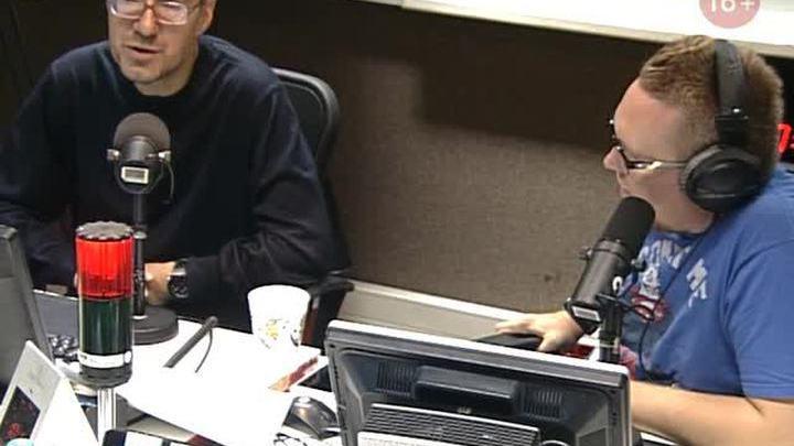 Сергей Стиллавин и его друзья. Косово