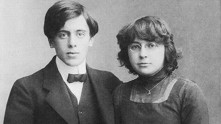 Сергей Эфрон и Марина Цветаева, 1911 год