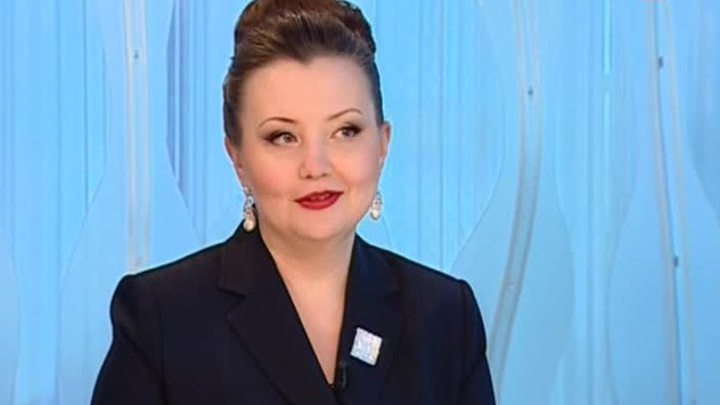 На сцене Дома музыки - Альбина Шагимуратова