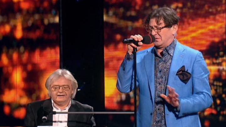 Юрий Антонов хочет спеть с Григорием Лепсом