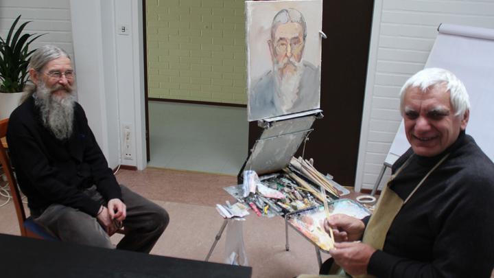 Стас Бородин, художник из СанктПетербурга
