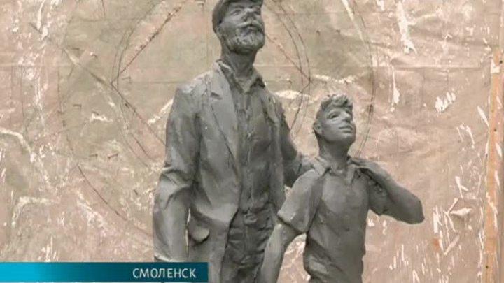 Во Владимире благоустраивают сквер рядом с улицей диктора Левитана