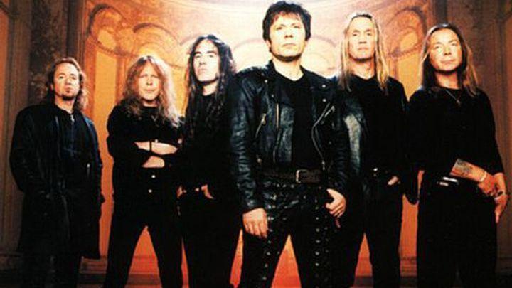 Iron Maiden, британская рок-группа