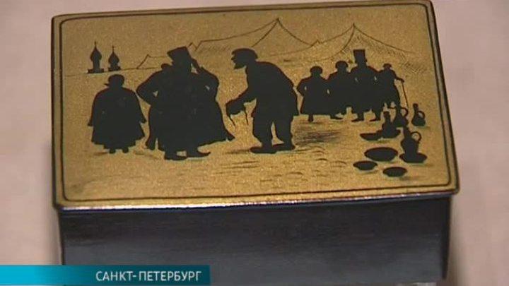 Искусство лаковой живописи советской эпохи можно увидеть в Петербурге