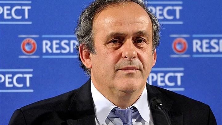 Экс-глава УЕФА Платини поддержал идею Суперлиги