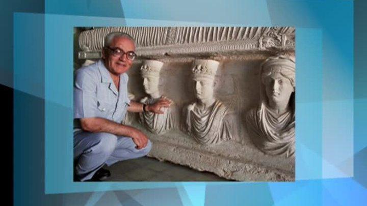 В Сирии казнен директор Пальмиры - Халед Асаад