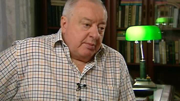 Владимир Фокин принимает поздравления с 70-летием
