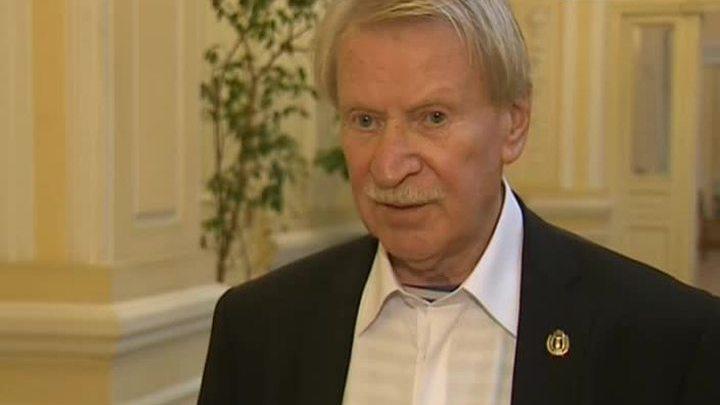 Иван Краско отметил 85-летие творческим вечером