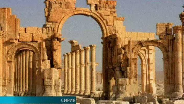 Около трёхсот памятников были разрушены и подверглись разорению в Сирии