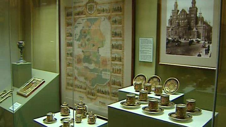 Экспозицию Исторического музея пополнили три уникальных экспоната