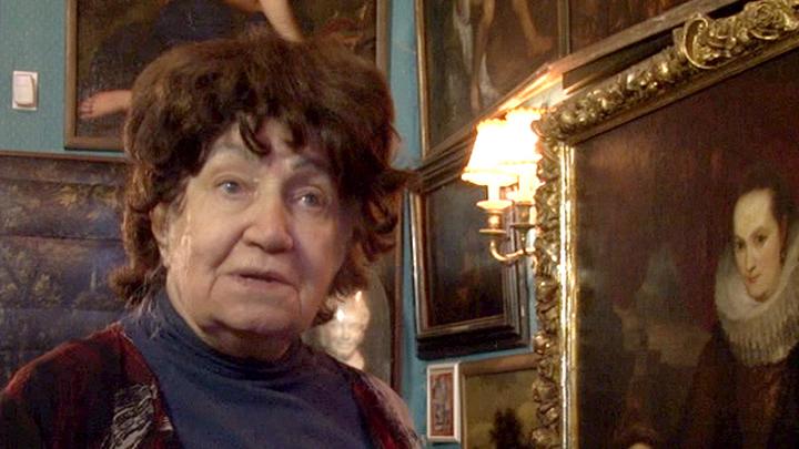 Искусствоведу Нине Молевой сегодня исполняется 90 лет